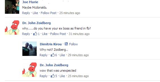 Why not, Zoidberg?. . why not zoidberg