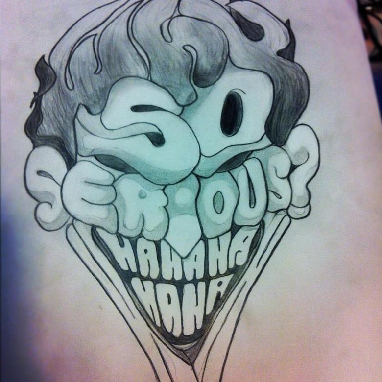 Why so serious...?. . joker