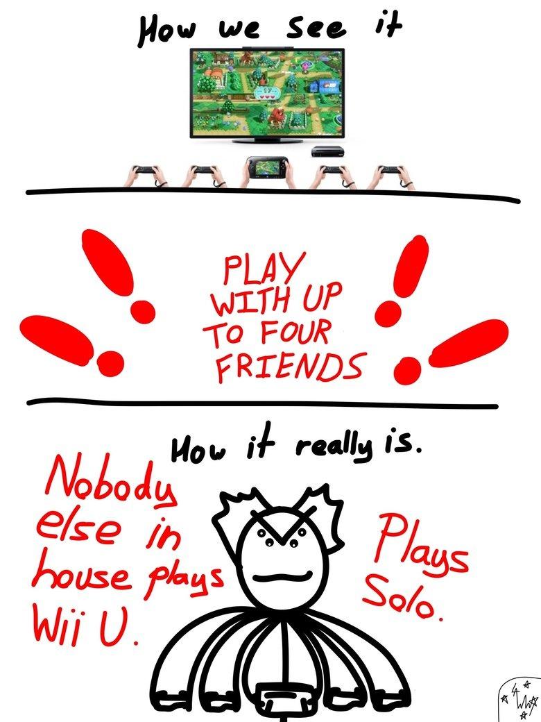 Wii U only U. . Nintendo wii u Wiiu solo games
