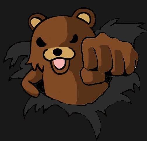 Wild Pedo Bear. A wild Pedo Bear appears on your funnyjunk! <br /> What do you do?.. pedo bear uses seat wild pedo Bear appears