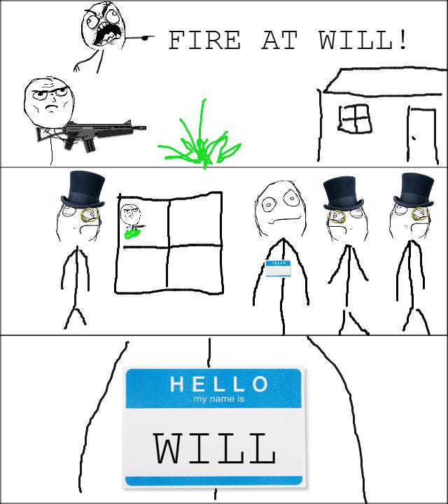 Will. OC . Will OC