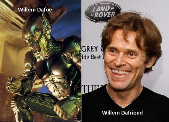 Willem Defoe. .. Willem Darape Willem Defoe Darape