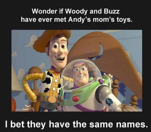 woody. lol. fafg
