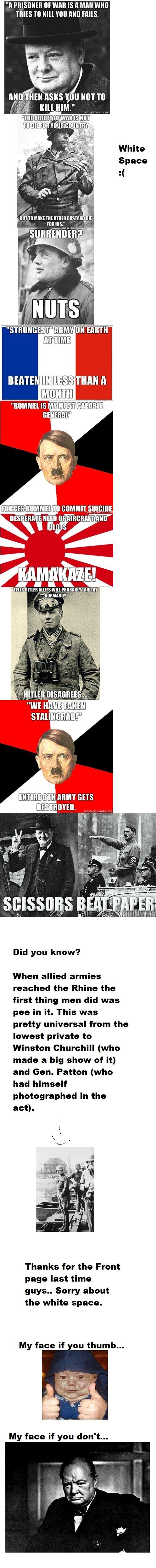 ww2 leaders comp. pt.2. As promised... Part 1 : /funny_pictures/1973719/ww2+leaders+c.... II ', III WAR IS I MINI WIN] HILLS TI] KILL Hill MID HILLS. Mi M! M, I wwII comp Hitler War