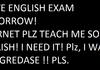 ANGLISH EXAME