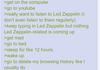 LOOP ZOOP