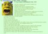 Shrek is not Dreck
