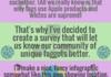 Motherfucking Survey Time